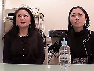 Yui yabuki and chiharu yabuki mother and daughter
