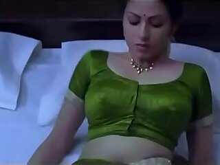 Indian years oldman fucked by a young lady in bed