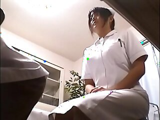 Japanese Voyeur Footage of Clumsy Nurses Making up for Their Mistakes to a Dominant Doctor upload king