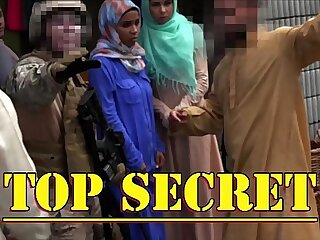 TOUR OF BOOTY American Soldiers In The Middle East Shopping For Good Pussy