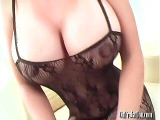 Big Tits Girl Gets Railed by Big Black Cock